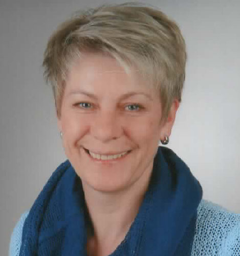 Daniela Langer, stellv. Regionssprecherin Region 2