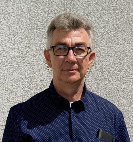 Gerald Krieger, 1. Vorsitzender