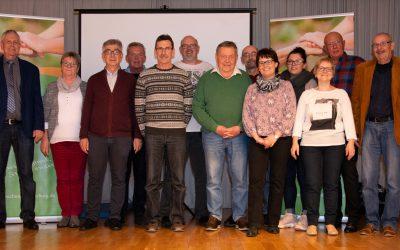 Mitgliederversammlung mit Neuwahlen im DV Würzburg